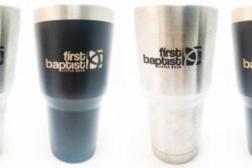 Engraved Ozark Cups