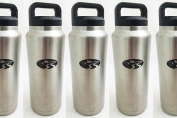 Engraved Yeti 18 oz Rambler Bottles